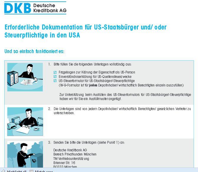 German Bank Account Info: June « 2014 « Tax-Expatriation
